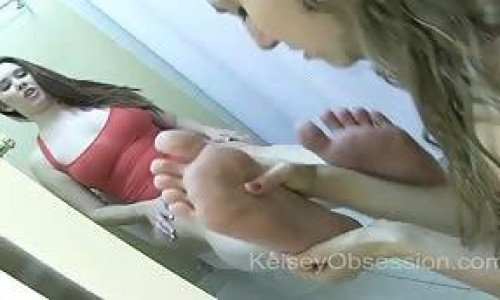 Farting  -  Foot Licking, Ass Licking, Black Mail With Melody Jordan Kelsey Obsession