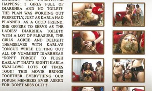 mfx 831 Diarrhea Bukkake