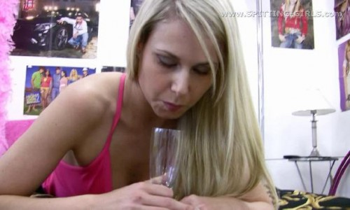 Spitting Girls Heidi 01 HD