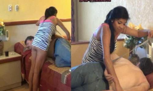 Dom-princess - Scat-princess - Be A Toilet By Surprise Part 3 Samantha Dom-princess