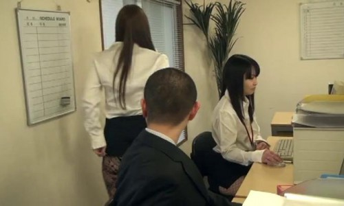 kobi-035 office is the smell of a rose of ol
