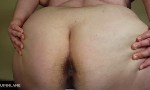 bbw hairy asshole spreading and winking close up hd bbw quinn lane