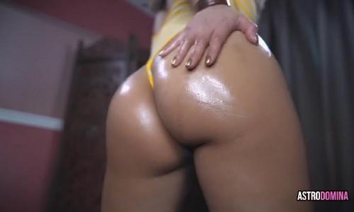 oiled up asian ass feat astrodomina (hd ) hd
