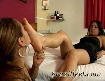 brazil feet - stink feet for raissa
