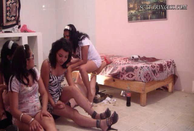 Dom-princess - Scat-princess - Hey Toilet Slave, We Are Ready Part 2 Dom-princess