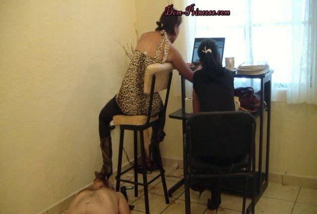 Dom-princess - Scat-princess - Princesses Household Toilet Slave Part 3 Nataly Sd Scat-princess Dom-princess
