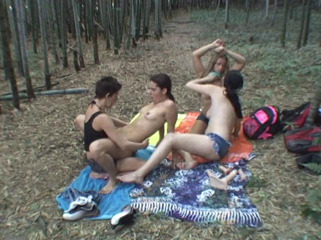brazilian lesbian girls  luana lopes, laura, mary, diana mfvideobrazil