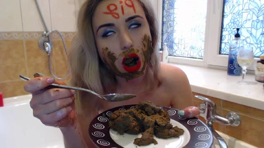 poo eating and vomiting hd dirtylena___